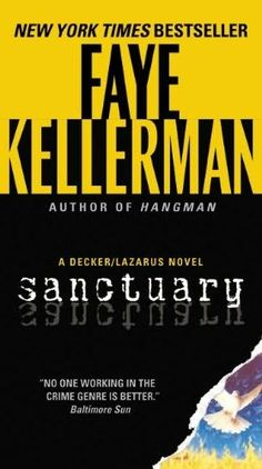 book cover of   Sanctuary