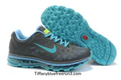 more photos 11f42 27af8 Grey Turquise Imperial Blue Volt Nike Air Max 2011 Mens 56.57 Nike Air Max  For Women