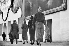 Berlin Straßenszene, Croner, Harry, 1937