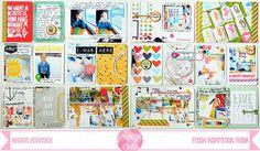 Magda Bolinska_Project Life update / Pinkfresh Studio