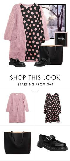 """me today"" by bodangela ❤ liked on Polyvore featuring Apiece Apart, MANGO, Olsen and T.U.K."
