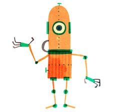 Bot's - James Lancett | Animation & Illustration