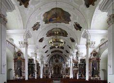 Klosterkirche Engelberg, Switzerland
