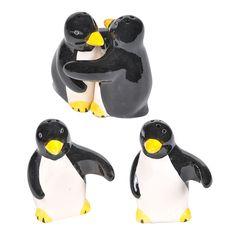 Hugging Penguin Salt & Pepper