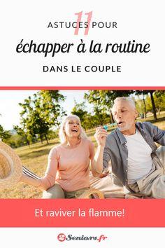 11 conseils pour échapper à la routine dans le couple