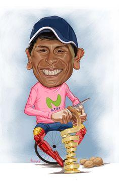 RESTREPO: Nairo Quintana, Campeón del Giro de Italia.