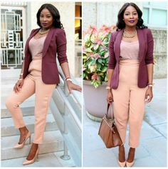 Latest Corporate Attire for the Week Corporate Women, Corporate Fashion, Corporate Attire, Business Fashion, Corporate Chic, Business Style, Business Outfits, Business Casual, Office Attire Women