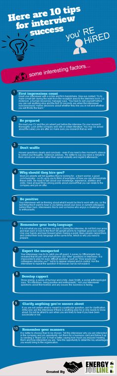 10-tips-for-interview-success-infographic