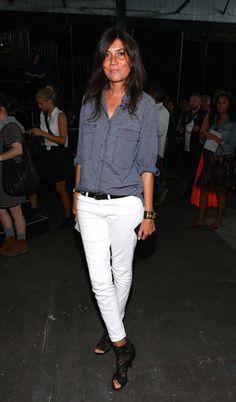 Etoile Isabel Marant Quincy Shirt - Emmanuelle Alt's Closet - I Want To Be An Alt