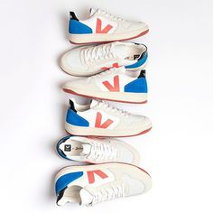 """e4e571d217 VEJA - OFFICIAL ACCOUNT on Instagram  """"Veja partners with Bellerose to  reinvent its basics for all the family! Discover our iconic V-10 updated  for Fall and ..."""