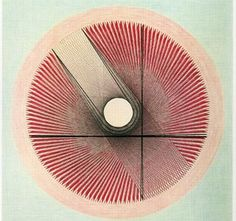 hilma of klint | Hilma Af Klint / O World invisible: Hilma af Klint — Designspiration