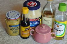 Applebee's Oriental Salad Dressing can be made at home with this recipe.