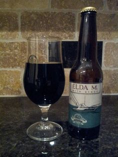Elda M. Milk Stout. A good milk stout from No Label brewery. It's smooth and not to rich. A good mild stout. My favorite is the Lefthand Milk Stout Nitro