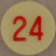 Looking at the number 24; our church turns twenty-four in June, 2012.