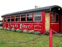 Lloyd's Diner - Framingham, MA. Worcester Lunch Car #783 (1942)