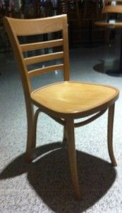 #real Thonet Boullee Cafe Chairs Sold