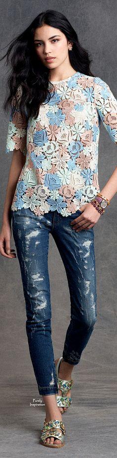 Dolce&Gabbana Women's RTW | Purely Inspiration