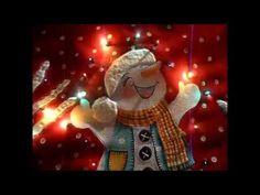 Curso en Linea Cenefa Navideña con luces Incorporadas Christmas Ornaments, Holiday Decor, Videos, Youtube, Christmas Cushions, Pyrography, Snow, E Online, Lights