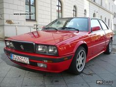 maserati biturbo - Google Search