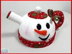 Christmas Crafts, Christmas Ornaments, Xmas Decorations, Dory, Tea Pots, Diy And Crafts, Frozen, Halloween, Holiday Decor