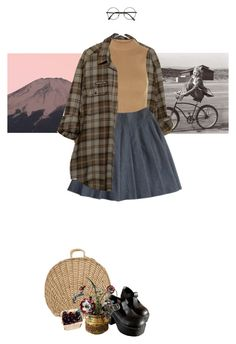 """breezy smiles"" by paper-freckles ❤ liked on Polyvore featuring Topshop, Mottahedeh and Chanel"