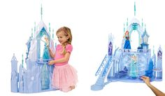 Disney Frozen Elsa's Ice Palace Playset Review