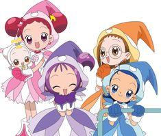 ... magical dorémi avatars animés manga magical dorémi image gif