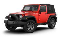 Best SUVs 2016 Jeep Wrangler