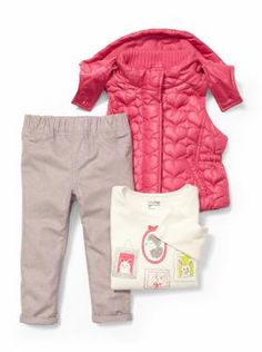 Baby Clothing: Toddler Girl Clothing: We ♥ Outfits | Gap