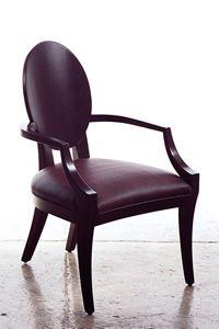 Peter Alexander: Valkyr Arm Chair