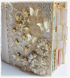 Here you will find my other paper crafting passion.   I love making various sized mini/memory albums     I take commissioned orders for per...
