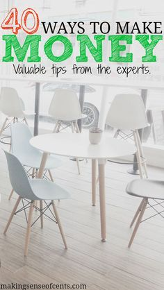 40+ Expert Tips And Ways To Make Money On The Side