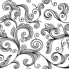 simplistic-black-and-white-floral-pattern-seamless-wallpaper-with-stylized-leaves-Download-Royalty-free-Vector-File-EPS-58656.jpg 1,200×1,200 pixels