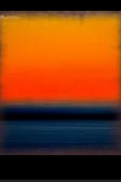 I love Mark Rothko's paintings. His canvases are worlds of color I just want to disappear into... Just absolutely amazing....