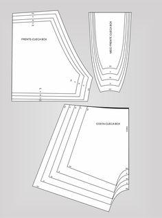 2 Underwear Pattern, Bra Pattern, Jacket Pattern, Sewing Lingerie, Lingerie For Men, Free Printable Sewing Patterns, Sewing Pants, Sewing Lessons, Pattern Drafting