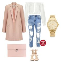 Untitled #3 by laetitiasorelle on Polyvore featuring polyvore, fashion, style, Elizabeth and James, Miss Selfridge, Giuseppe Zanotti, Alexander McQueen, Michael Kors, women's clothing, women's fashion, women, female, woman, misses and juniors