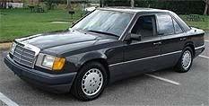 1992 MERCEDES BENZ 300D  2.5L Turbo Diesel