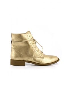 Les boots Mellow Yellow