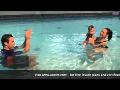 uSwim, Level skill 4 - submersions how to teach your baby to swim, swimming lessons Swimming Lessons For Kids, Toddler Swimming, Swimming Tips, Swim Lessons, Free Baby Stuff, Cool Baby Stuff, Kid Stuff, Swimming Strokes, Free Lesson Plans