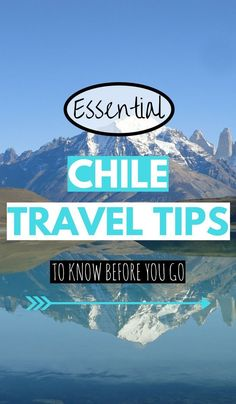 Are you planning a trip to Chile and looking for advice before you go? Here we interview Chile insider, Pedro Maldonado on his best Chile travel tips. Click through to get the tips now...