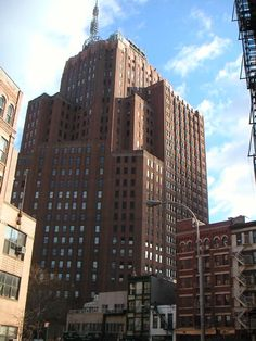 60 Hudson Street: the premier communications hub on the East Coast (time for a NYC field trip)