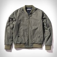 "OUTERKNOWN* ""Evolution"" Flight Jacket"