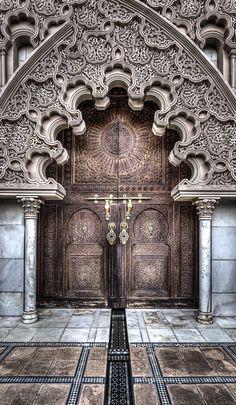 Sprezzatura-Eleganza — mepfoundation: Amazing doors of Morocco