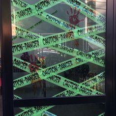Faixas compradas na loja Rica Festa www.ricafesta.com.br #zombieparty #festazumbi #halloween