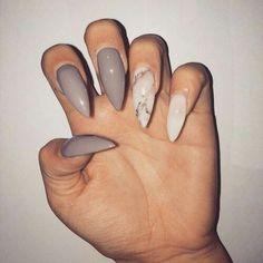 Imagem de nails, beauty, and marble