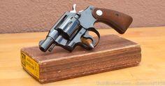"1956 Colt Marshal 2"" Blue 38 Spl"