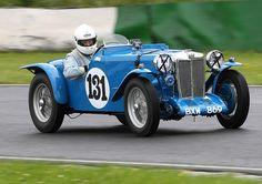 MG Blue Racer