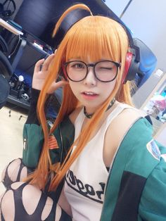 Cute Cosplay, Cosplay Girls, Japan Girl, Girls With Glasses, Asia Girl, Cute Casual Outfits, Japanese Beauty, Kawaii Girl, Ulzzang Girl