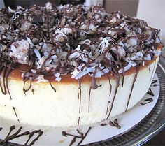Mounds Cheesecake Recipe
