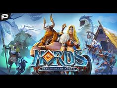 Nords: Heroes of the North - Facebook Gameplay Trailer